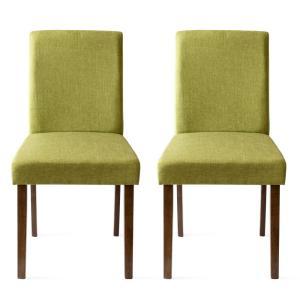 ダイニングチェア 2脚 おしゃれ 木製 肘なし ダイニングチェアー 椅子 ファブリック 北欧 カフェ シンプル 食卓椅子|air-r|26
