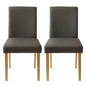 ダイニングチェア 2脚 おしゃれ 木製 肘なし ダイニングチェアー 椅子 ファブリック 北欧 カフェ シンプル 食卓椅子|air-r|22