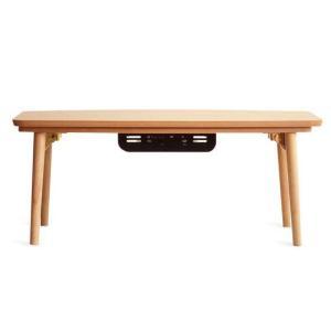 こたつテーブル 長方形 おしゃれ 90cm幅 木製 こたつ本体 コタツテーブル 炬燵 シンプル モダン リビングテーブル センターテーブル ミッドセンチュリー|air-r|08