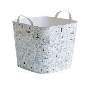 収納ボックス バスケット おもちゃ箱 ランドリーバスケット ピーナッツ スヌーピー キャラクター おしゃれ 洗濯カゴ 収納ケース おもちゃ 収納 Mサイズ|air-r|19