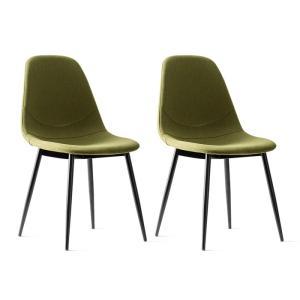 ダイニングチェア 2脚 おしゃれ レザー 椅子 ヴィンテージ インダストリアル ブルックリン カフェ 食卓椅子 ダイニングチェアー|air-r|25