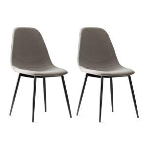 ダイニングチェア 2脚 おしゃれ レザー 椅子 ヴィンテージ インダストリアル ブルックリン カフェ 食卓椅子 ダイニングチェアー|air-r|26