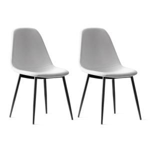 ダイニングチェア 2脚 おしゃれ レザー 椅子 ヴィンテージ インダストリアル ブルックリン カフェ 食卓椅子 ダイニングチェアー|air-r|23