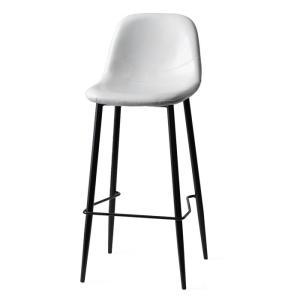 カウンターチェア バーチェア 2脚 おしゃれ レザー 背もたれ 椅子 イス ヴィンテージ インダストリアル ブルックリン カフェ ハイチェア|air-r|25