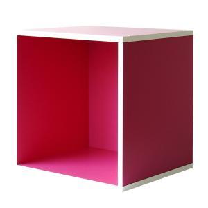 キューブボックス 収納ボックス カラーボックス 収納ラック 収納家具 本棚 シェルフ 収納棚 リビング収納 北欧 シンプル おしゃれ 人気 送料無料 air-r 09