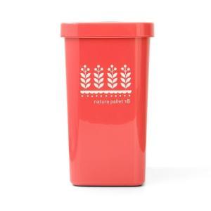 ゴミ箱 ごみ箱 おしゃれ ダストボックス 18L キッチン 分別 ふた付き リビング 蓋付き スリム スライド式 人気 北欧 ペール 角型 雑貨 かわいい|air-r|09