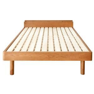 ベッドフレーム セミダブル コンセント スノコベッド すのこベッド 高さ調節 セミダブルベッド 木製 桐すのこベッド フレームのみ 北欧 おしゃれ マットレス無し|air-r|08