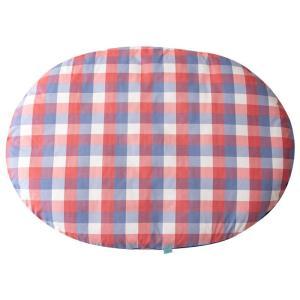 お昼寝マット せんべい 座布団 赤ちゃん 日本製 綿100% 洗える お昼寝クッション リビング おむつ替え ベビークッション ラージサイズ 専用カバー単体販売|air-r|15