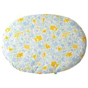 お昼寝マット せんべい 座布団 赤ちゃん 日本製 綿100% 洗える お昼寝クッション リビング おむつ替え ベビークッション ラージサイズ 専用カバー単体販売|air-r|09