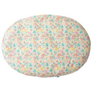 お昼寝マット せんべい 座布団 赤ちゃん 日本製 綿100% 洗える お昼寝クッション リビング おむつ替え ベビークッション ラージサイズ 専用カバー単体販売|air-r|10