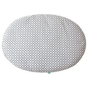 お昼寝マット せんべい 座布団 赤ちゃん 日本製 綿100% 洗える お昼寝クッション リビング おむつ替え ベビークッション ラージサイズ 専用カバー単体販売|air-r|14