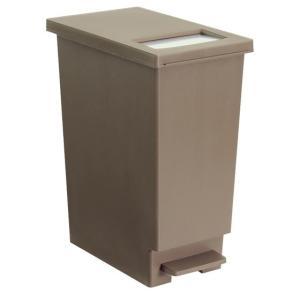 ゴミ箱 おしゃれ キッチン 45リットル 分別 45L ごみ箱 ダストボックス ペダル スリム フタ付き 大容量 大型 角型 シンプル 蓋付きゴミ箱|air-r|09