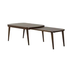 リビングテーブル おしゃれ ローテーブル 木製 伸縮 センターテーブル 北欧 西海岸 シンプル ナチュラル 伸縮テーブル エクステンションテーブル|air-r|06
