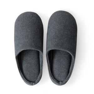 スリッパ おしゃれ 室内 メンズ レディース 来客用 洗える ルームシューズ 室内スリッパ 北欧 室内履き シンプル オールシーズン デニム air-r 16