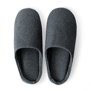 スリッパ おしゃれ 室内 メンズ レディース 来客用 洗える ルームシューズ 室内スリッパ 北欧 室内履き シンプル オールシーズン デニム air-r 17
