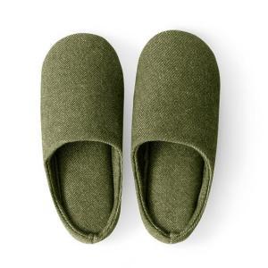 スリッパ おしゃれ 室内 メンズ レディース 来客用 洗える ルームシューズ 室内スリッパ 北欧 室内履き シンプル オールシーズン デニム air-r 18