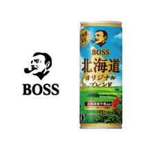 ボス 缶コーヒー 北海道限定 送料無料