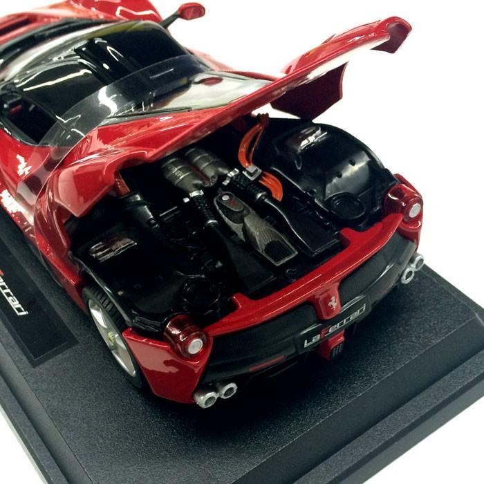 FerrariLaFerrari1/24スケールミニカーフェラーリラ・フェラーリburago