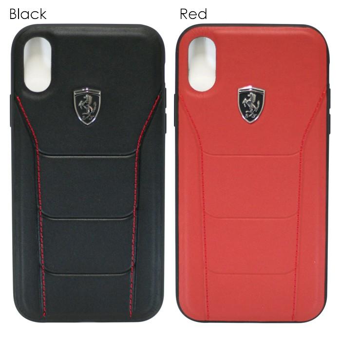 フェラーリ・公式ライセンス品 アイフォンiPhone XS Max