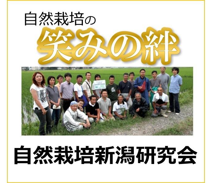 新潟 笑みの絆 自然栽培米