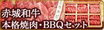 赤城和牛本格焼肉・BBQセット