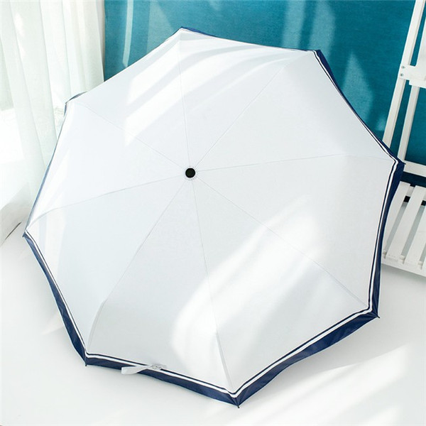 オシャレ 日傘 レディース マリン 100%完全遮光 折りたたみ傘 晴雨兼用 非自動開閉 UVカット 軽量 折り畳み 日傘 紫外線対策 耐風傘 母の日 雨傘 かさ 通学旅行 akalui 19