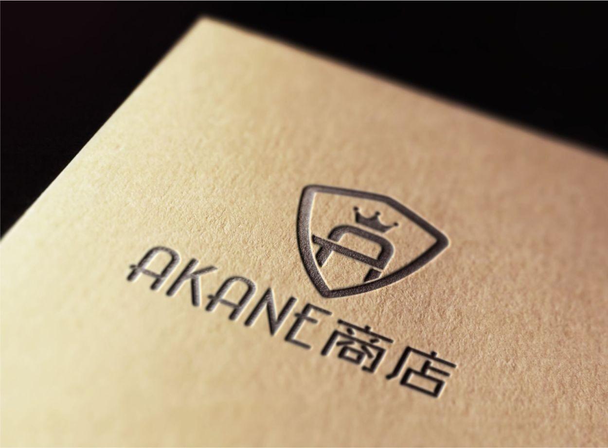 akane商店 ロゴ