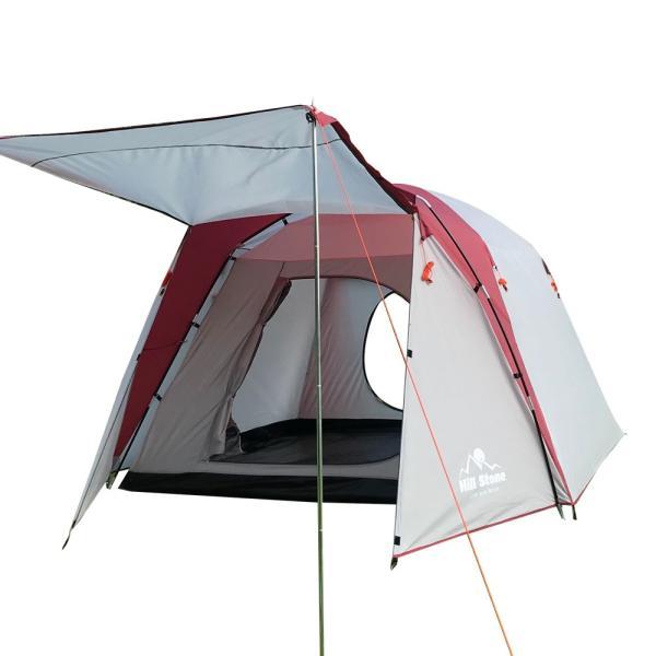 テント ツールーム 耐水圧 リビング スクリーン フライシート付き キャンプ アウトドア フルクローズ ad056|akaneashop|14
