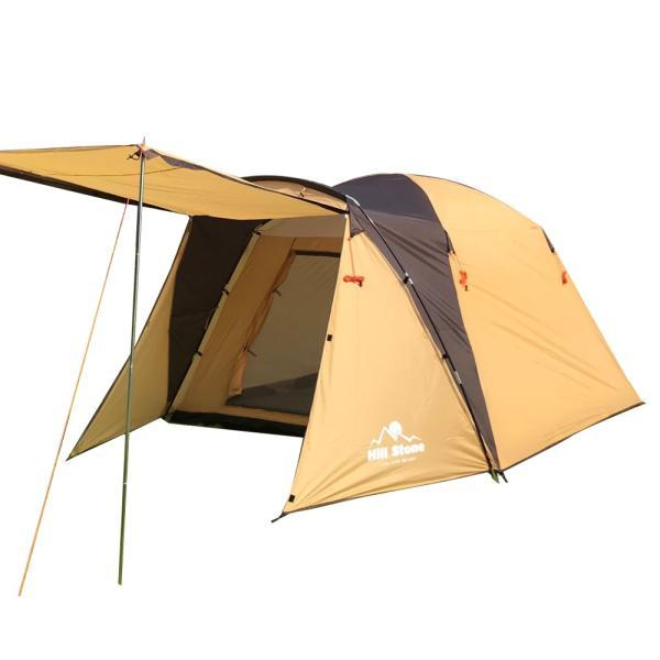 テント ツールーム 耐水圧 リビング スクリーン フライシート付き キャンプ アウトドア フルクローズ ad056|akaneashop|13