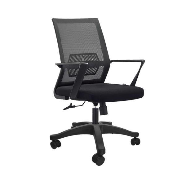 オフィス チェア ミドルバック 高反発 座り心地 椅子 イス メッシュ おしゃれ デスクチェア  ワークチェア 肘置き 腰サポート 通気性 ロッキング機能 ny193 akaneashop 14