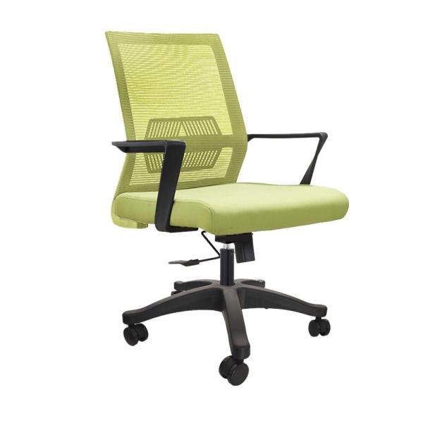 オフィス チェア ミドルバック 高反発 座り心地 椅子 イス メッシュ おしゃれ デスクチェア  ワークチェア 肘置き 腰サポート 通気性 ロッキング機能 ny193 akaneashop 16