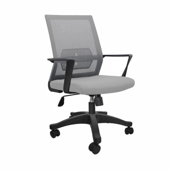 オフィス チェア ミドルバック 高反発 座り心地 椅子 イス メッシュ おしゃれ デスクチェア  ワークチェア 肘置き 腰サポート 通気性 ロッキング機能 ny193 akaneashop 15