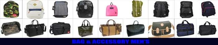 BAG&ACCESSORY MEN'S