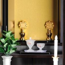 家具調仏壇 ガルボ(黒檀)のサムネイル6