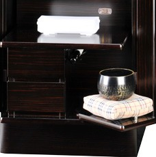 家具調仏壇 ガルボ(黒檀)のサムネイル8