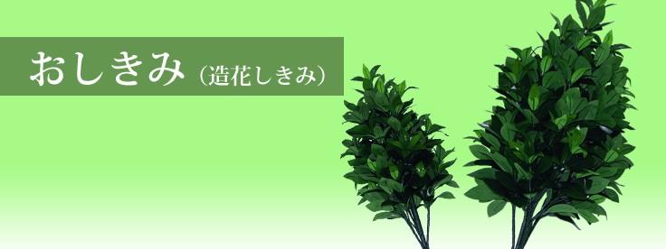 造花おしきみ