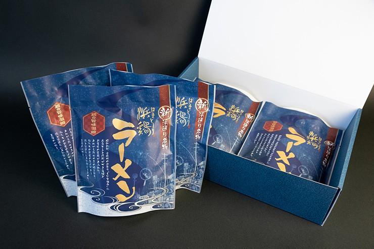 浜鶏(はまど〜り)ラーメン8袋入
