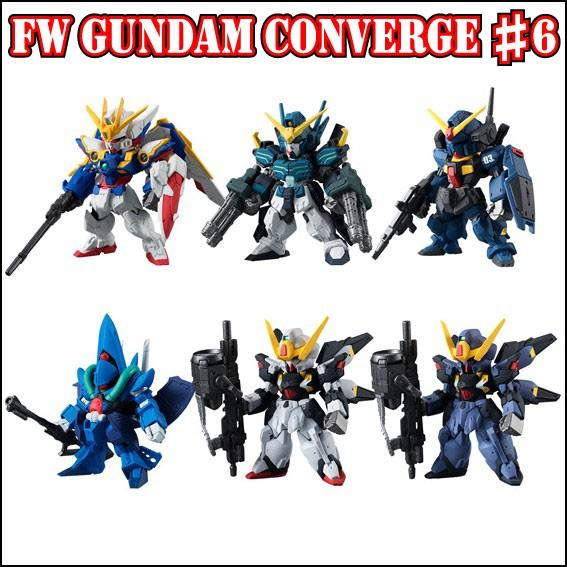 FW GUNDAM CONVERGE ♯6