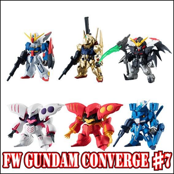 FW GUNDAM CONVERGE ♯7