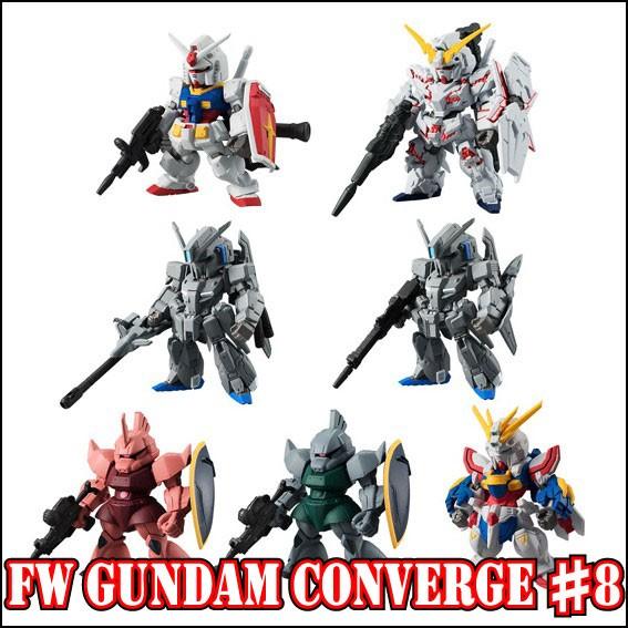 FW GUNDAM CONVERGE ♯8