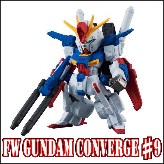 FW GUNDAM CONVERGE ♯9