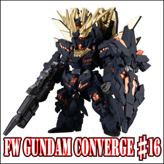FW GUNDAM CONVERGE ♯16