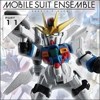 MOBILE SUIT ENSEMBLE 11