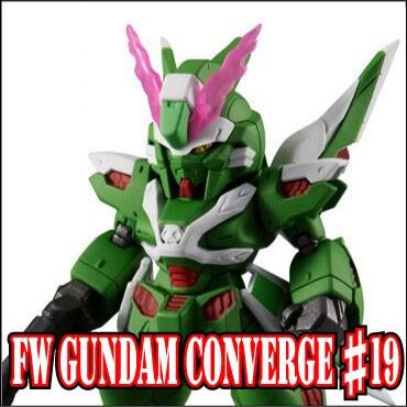 FW GUNDAM CONVERGE ♯19