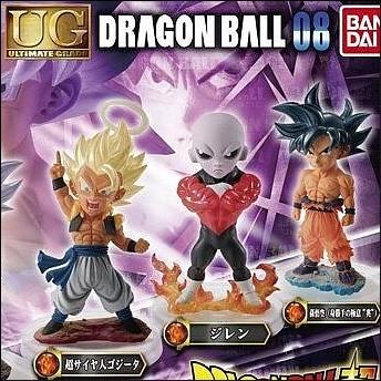 UGドラゴンボール08
