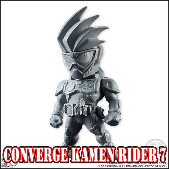 CONVERGE KAMEN RIDER 7