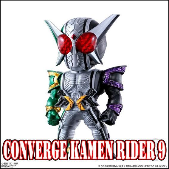 CONVERGE KAMEN RIDER 9
