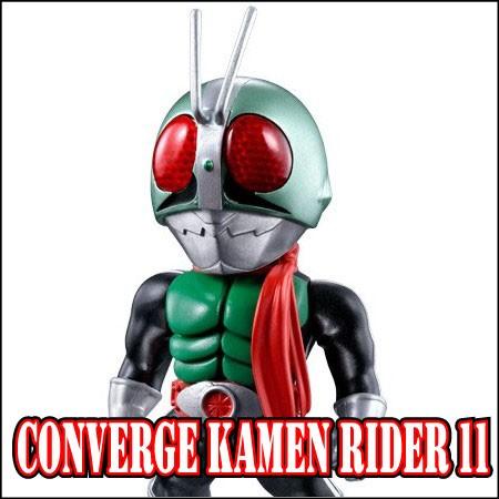 CONVERGE KAMEN RIDER 11