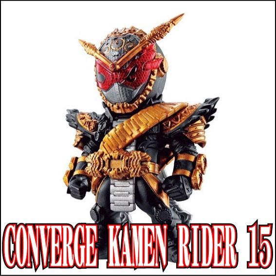 CONVERGE KAMEN RIDER 15