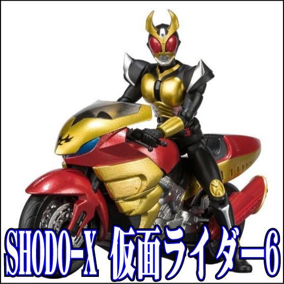 SHODO-X 仮面ライダー6